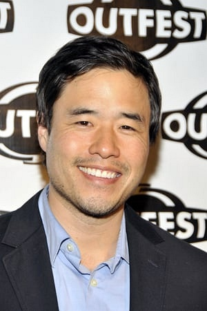 Randall Park in The Interview