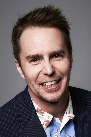 Sam Rockwell in Backseat
