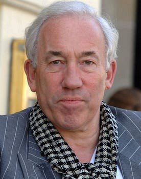 Simon Callow in James and the Giant Peach