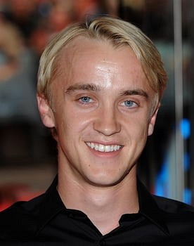 Tom Felton in Harry Potter and the Half-Blood Prince
