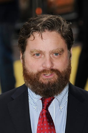 Zach Galifianakis in Missing Link