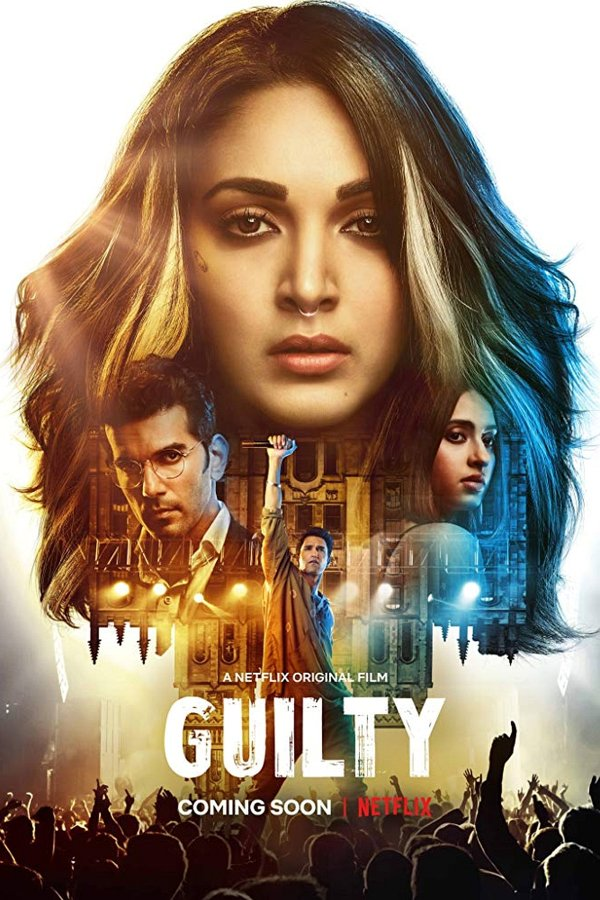 Guilty movie poster