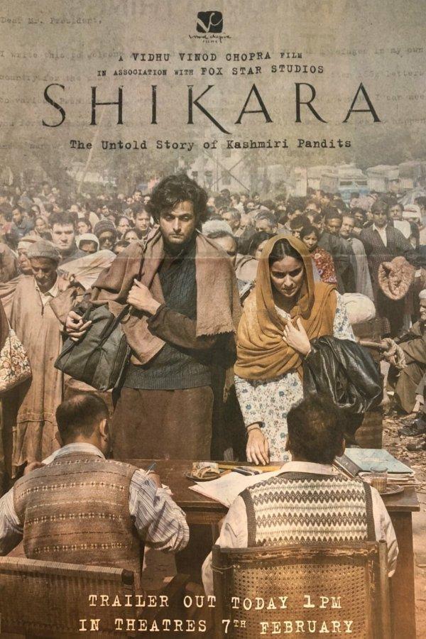Shikara movie poster