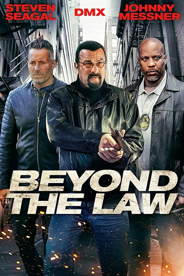 Beyond the Law movie poster