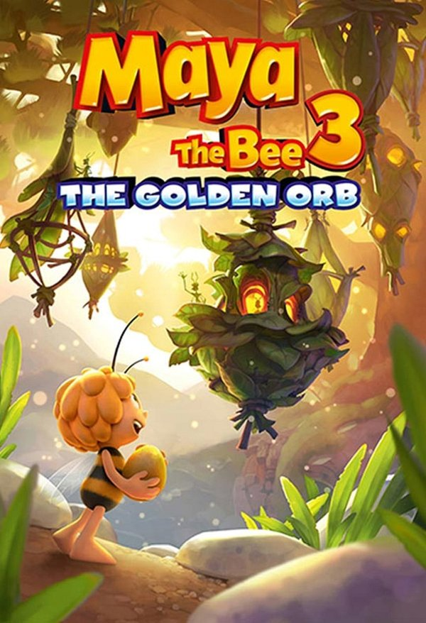 Maya the Bee 3: The Golden Orb movie poster