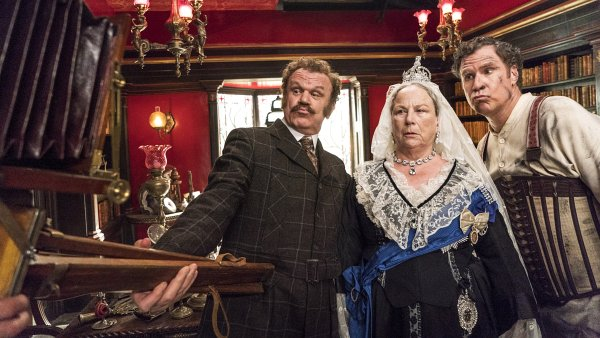 release date for Holmes & Watson
