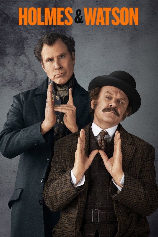 Holmes & Watson movie poster