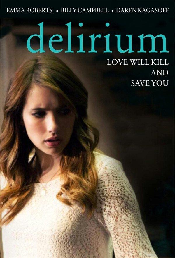 Delirium movie poster
