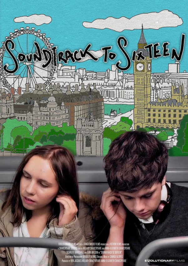Soundtrack to Sixteen movie poster