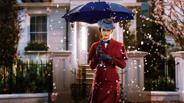release date for Mary Poppins Returns