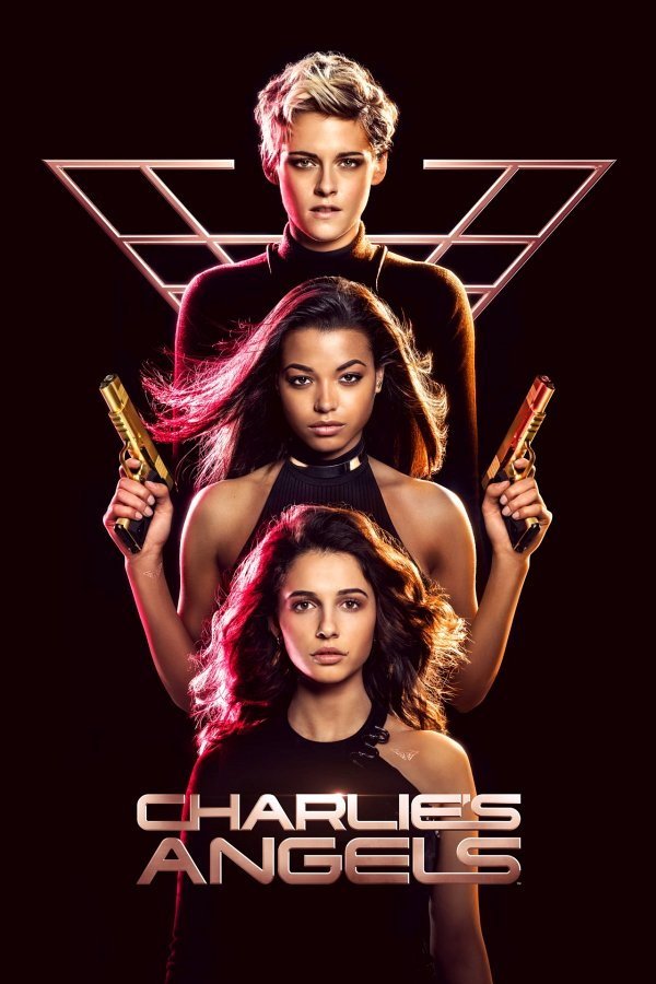 Charlie's Angels movie poster