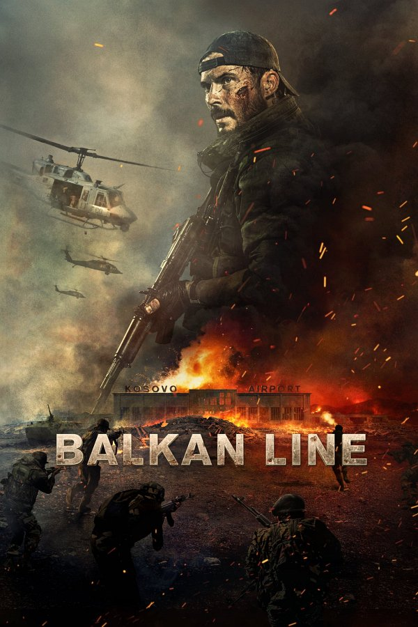 The Balkan Line movie poster