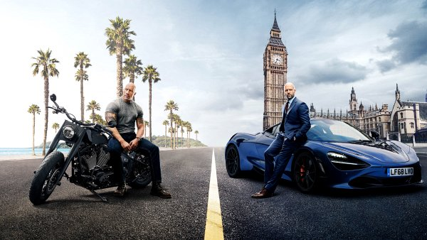 release date for Fast & Furious Presents: Hobbs & Shaw