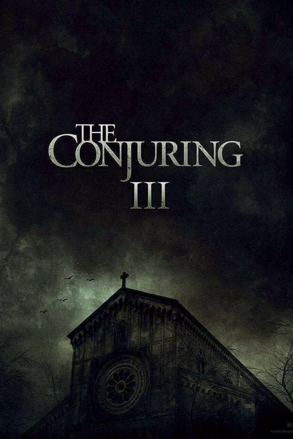 The Conjuring: The Devil Made Me Do It movie poster