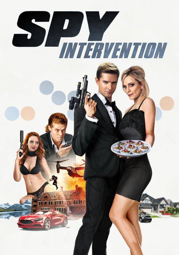 Spy Intervention movie poster
