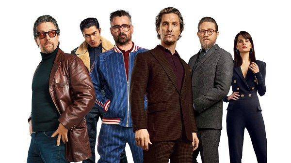 release date for The Gentlemen