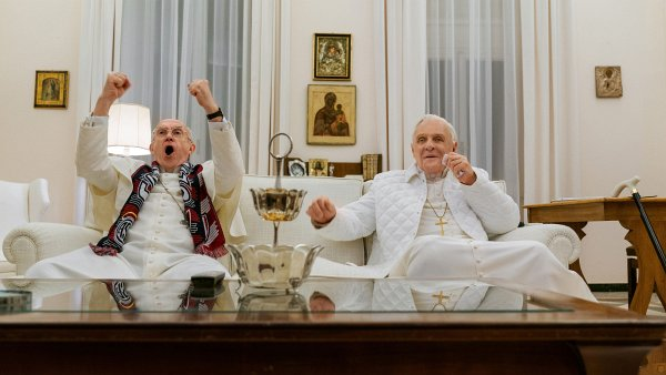 release date for The Two Popes