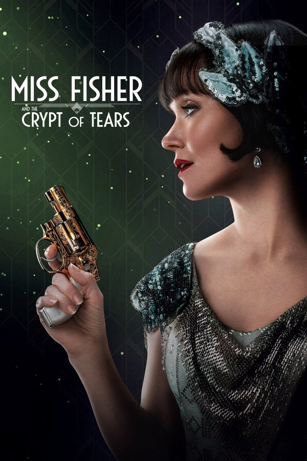 Miss Fisher & the Crypt of Tears movie poster