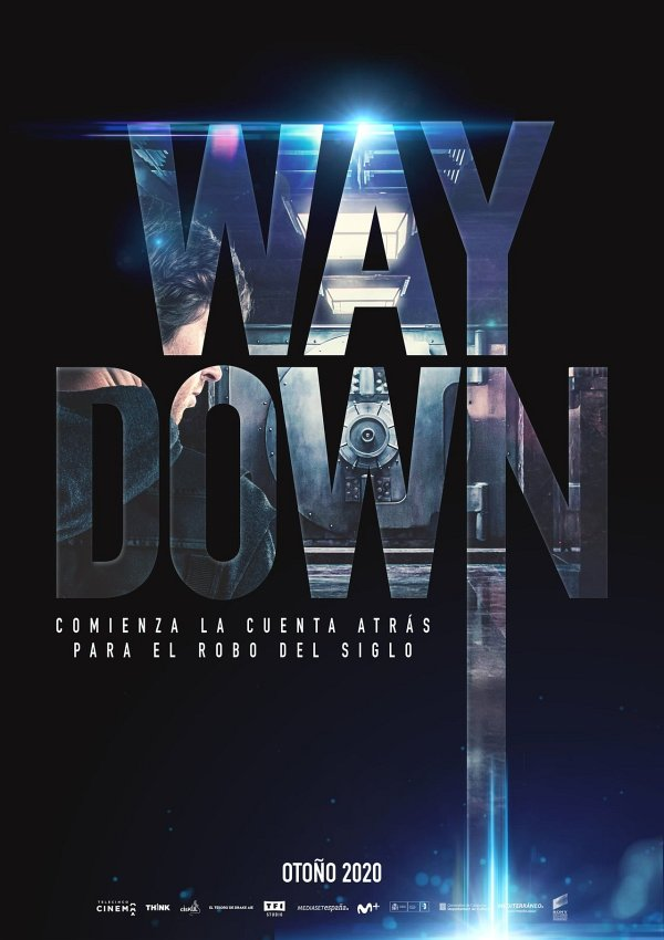 Way Down movie poster